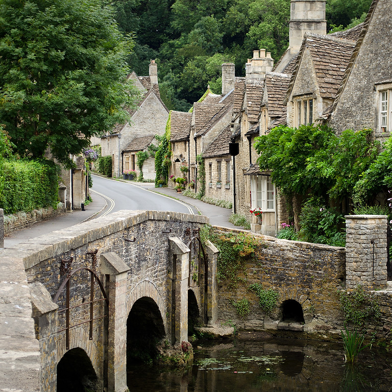 10 day English immersion retreat in the Cotswolds