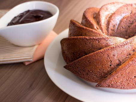 Dica- Vamos de bolo de café hoje?