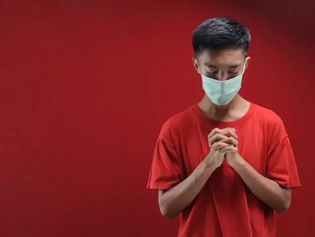 Vivendo em meio a pandemia