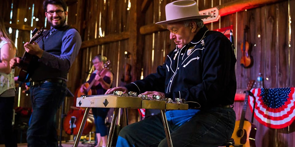 An evening of music at The Fiddler's Farm (1)