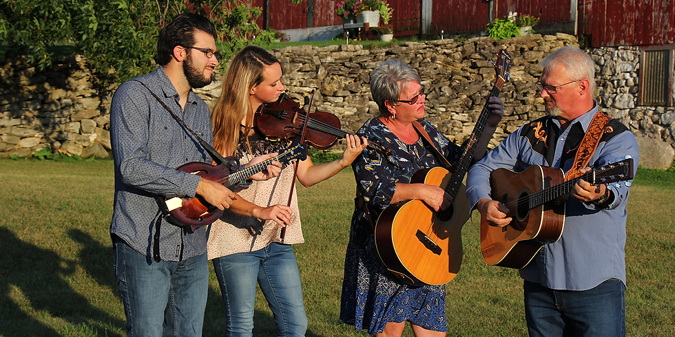 An Afternoon of music with The Fiddler's Farm!