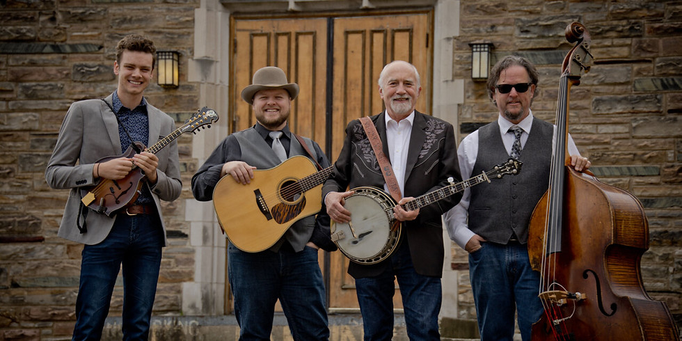 An evening of Bluegrass with Special Consensus