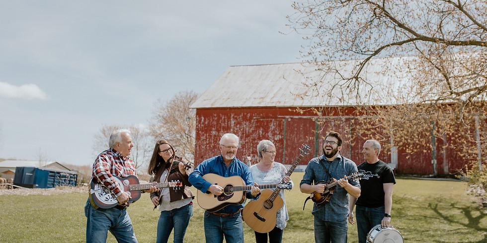 Bluegrass Matinee Show at the Fiddler's Farm!