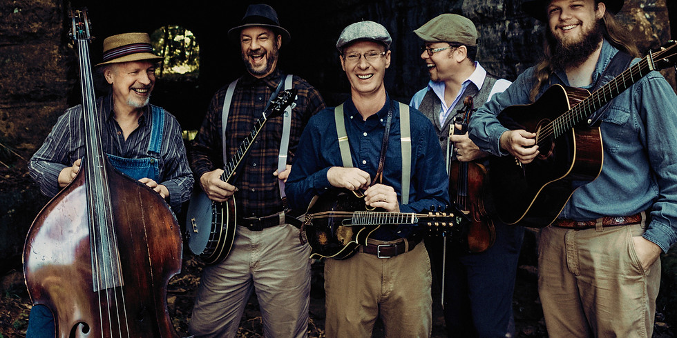 A special evening with Appalachian Road Show