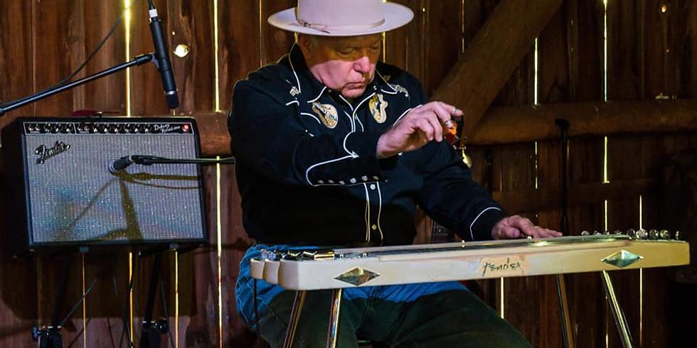 An evening of music at The Fiddler's Farm