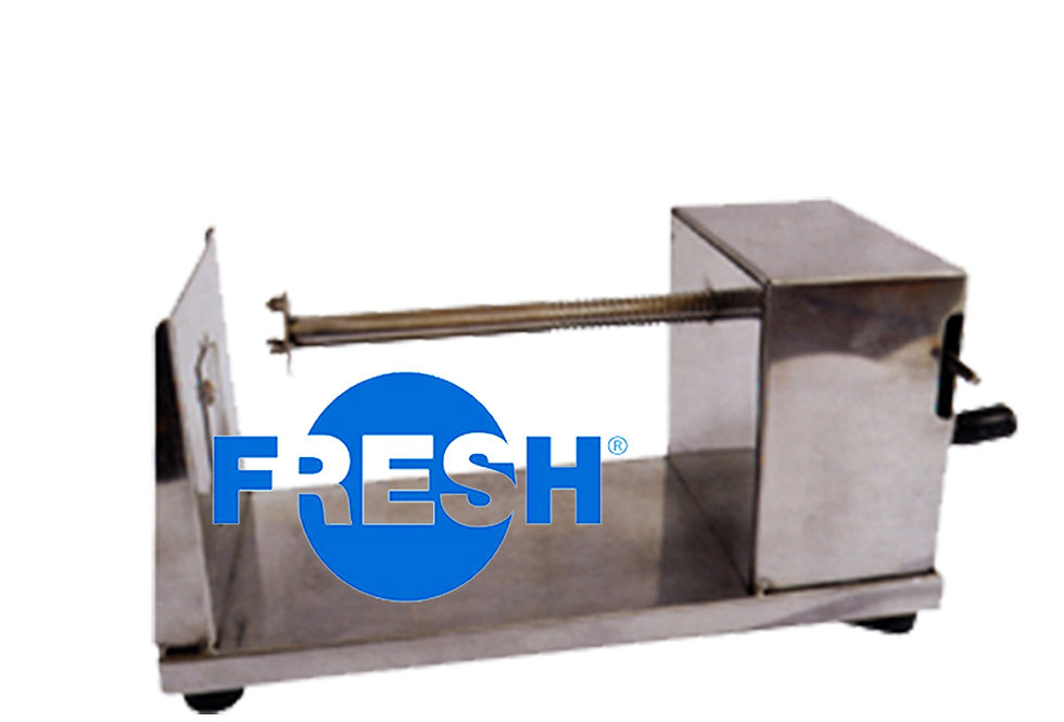 FRESH STAINLESS STEEL POTATO SLICER