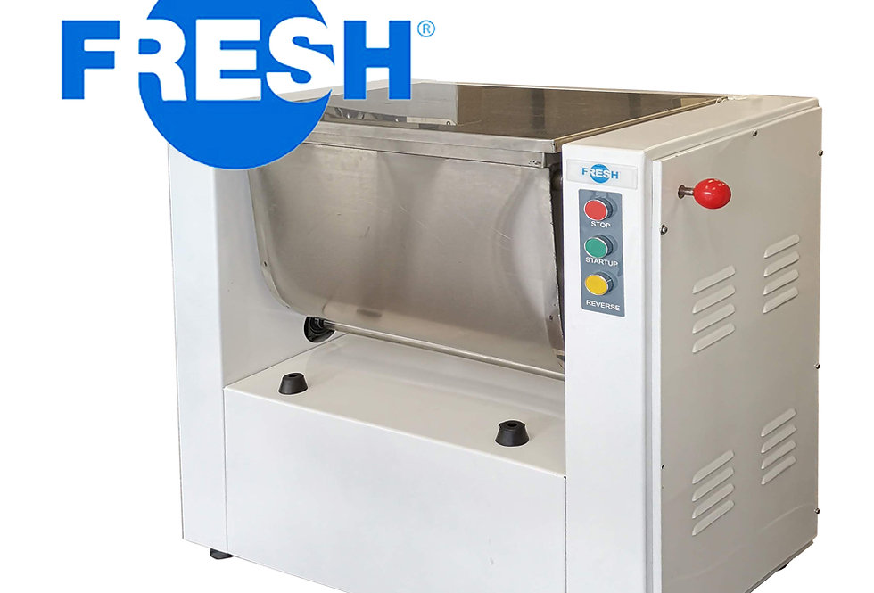 FRESH HORIZONTAL DOUGH MIXER