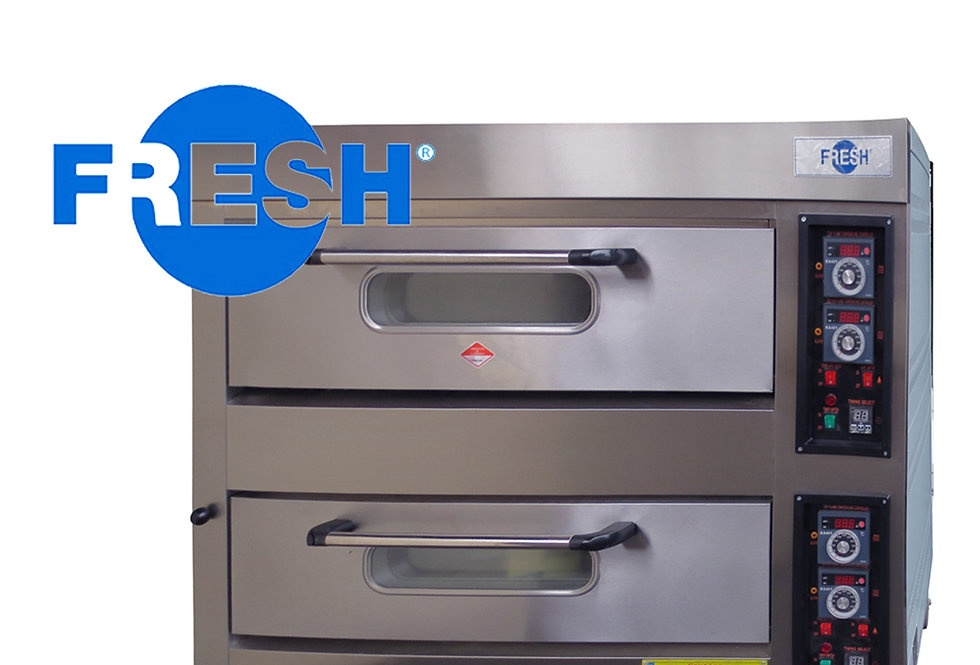 FRESH GAS OVEN (DIGITAL TIME SWITCH)