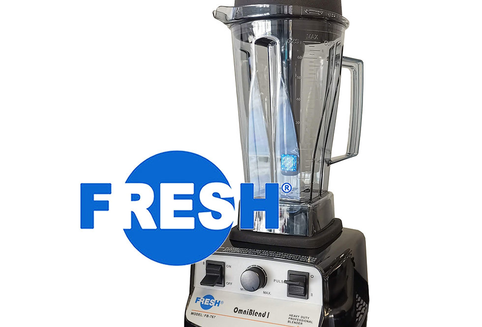 FRESH ICE BLENDER