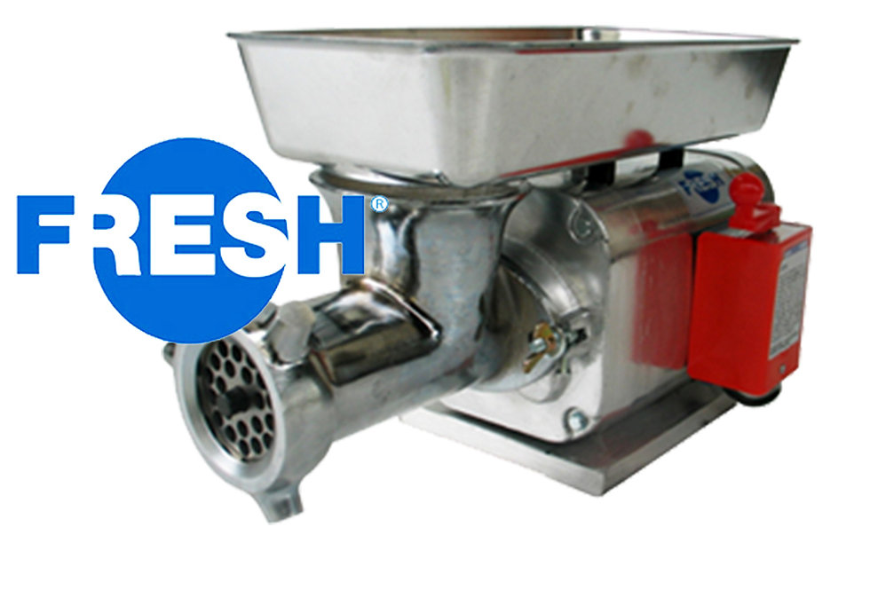 FRESH ELECTRIC MEAT MINCER