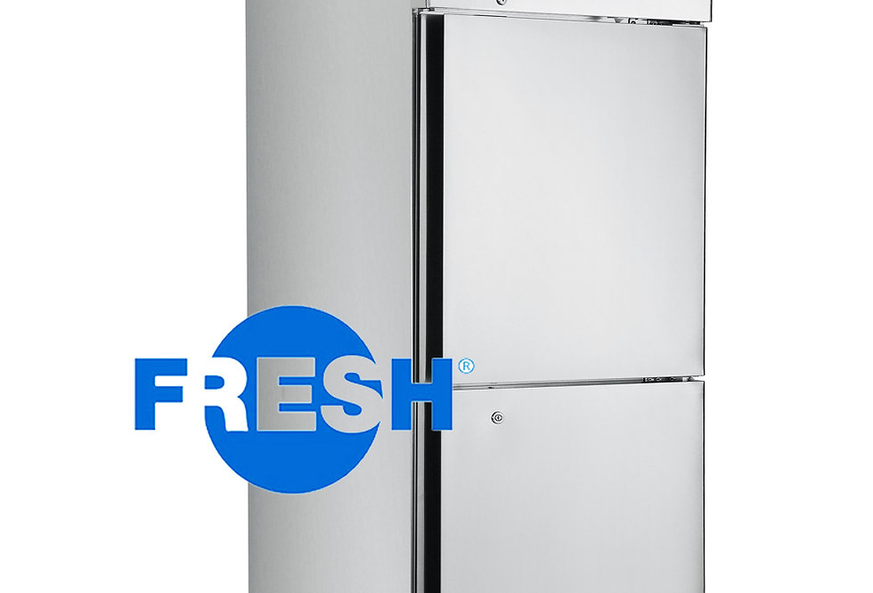 FRESH UPRIGHT CHILLER (STAINLESS STEEL)