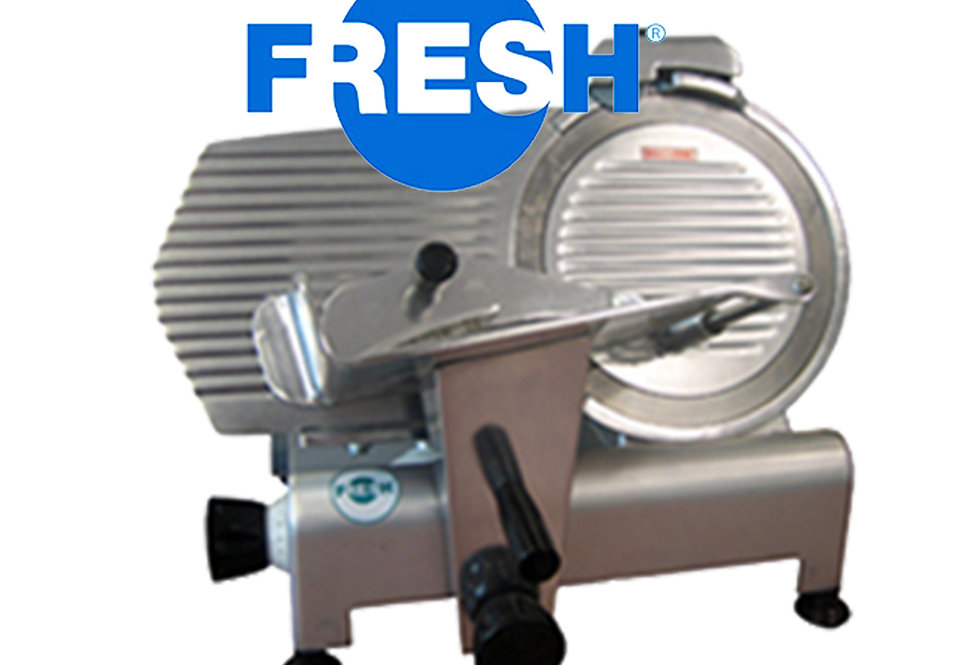 FRESH SEMI-AUTO MEAT SLICER