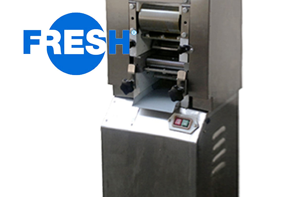 FRESH DOUGH SHEETER NOODLE MACHINE STAINLESS STEEL