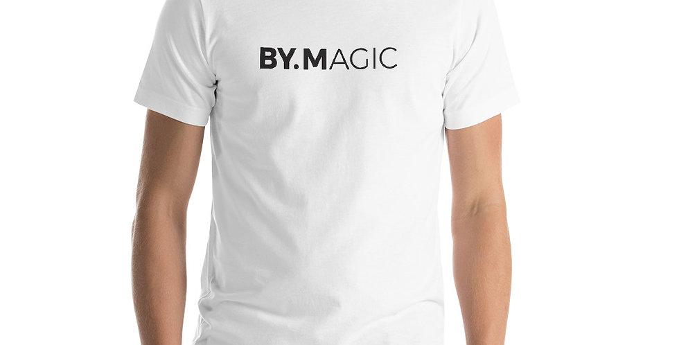 White t-shirt BY.MAGIC