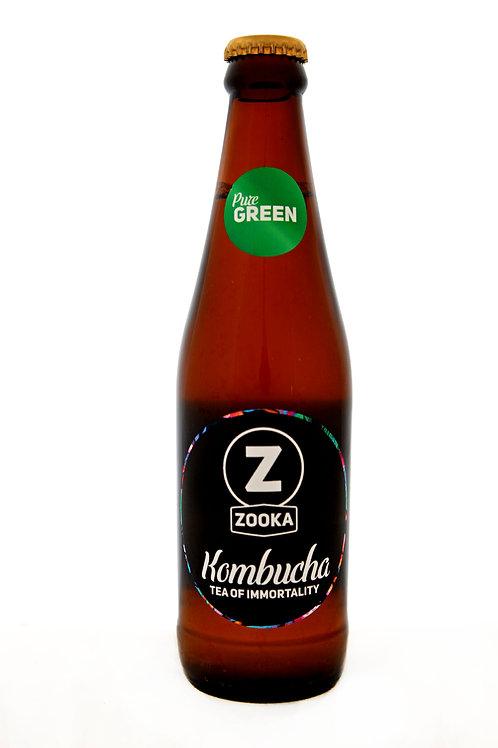 Pure Green Zooka Kombucha
