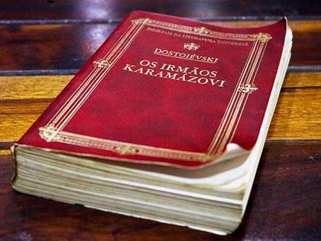 Trinta anos depois, me reencontro em um velho livro de Dostoievski