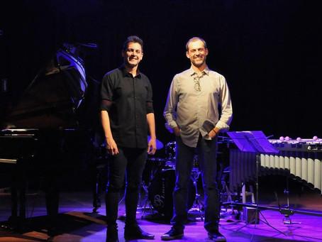 Time Lapse, segundo disco do Duo Clavis, celebra uma carreira de 10 anos