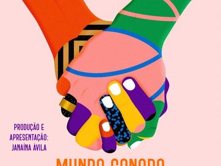 Mundo Sonoro estreia em nossa Malagueta Webradio