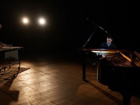 Alas de Mariposa: video novo do CD Time Lapse, do Duo Clavis