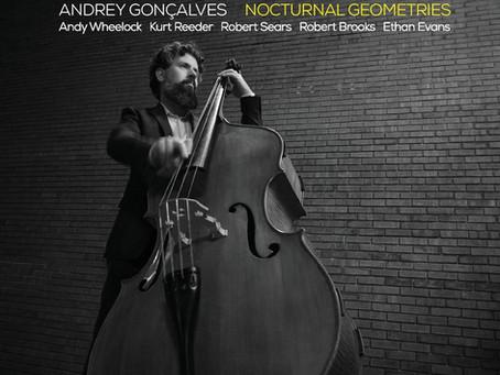 Nocturnal Geometries, um disco fundamental de Andrey Goncalves