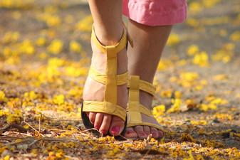 Die richtige Pflege für die Füße