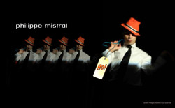 Philippe Mistral comedien
