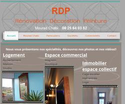 RDP artisan peintre
