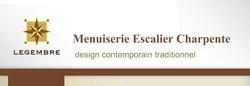 Bruno Legembre menuisier charpentier