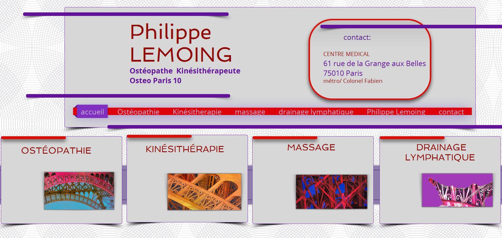 Phil Lemoing kine