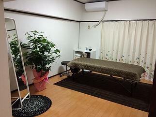 飯塚市の整体院レガート 施術室
