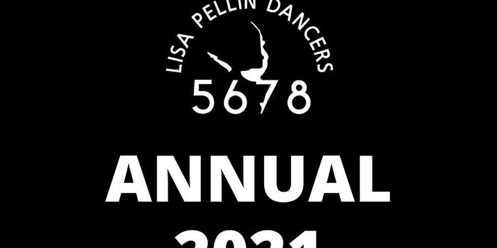 Lisa Pellin Dancers Annual Concert 2021