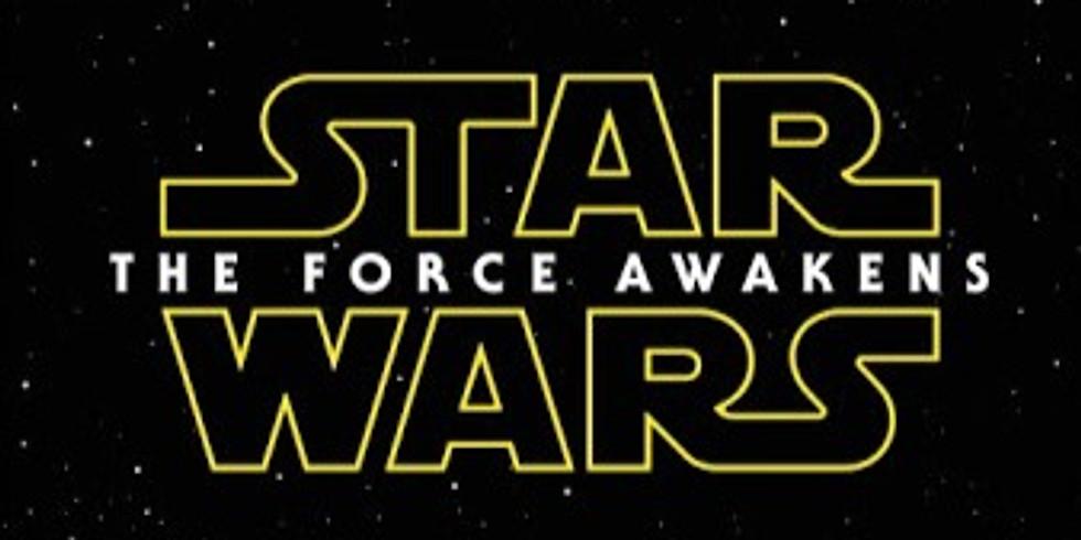 Star Wars: The Force Awakens (M)