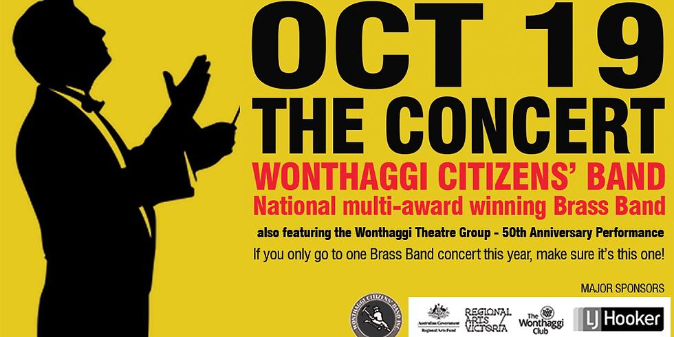 Wonthaggi Citizens' Band Annual Concert