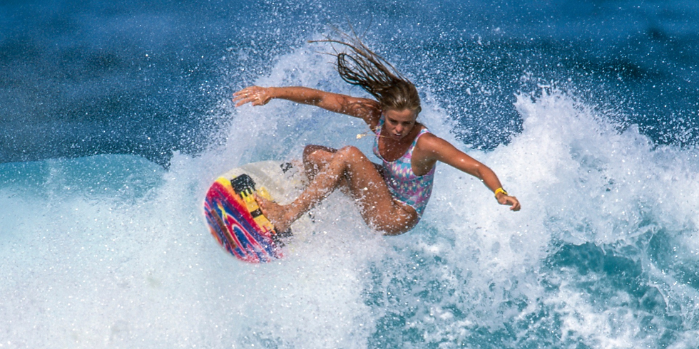 Girls Can't Surf