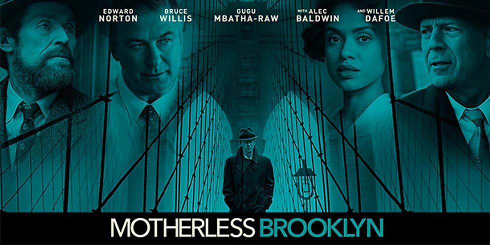Cinema - Motherless Brooklyn [M]