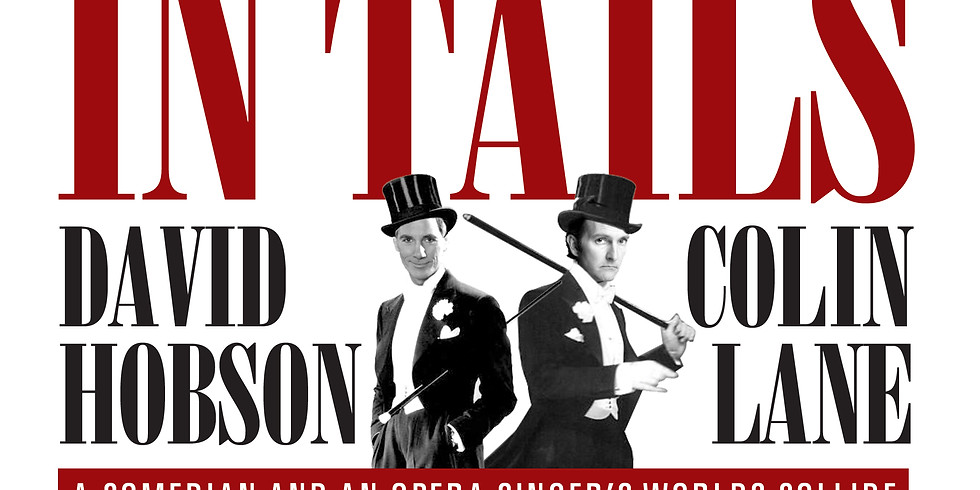 """David Hobson & Colin Lane """"In Tails"""""""