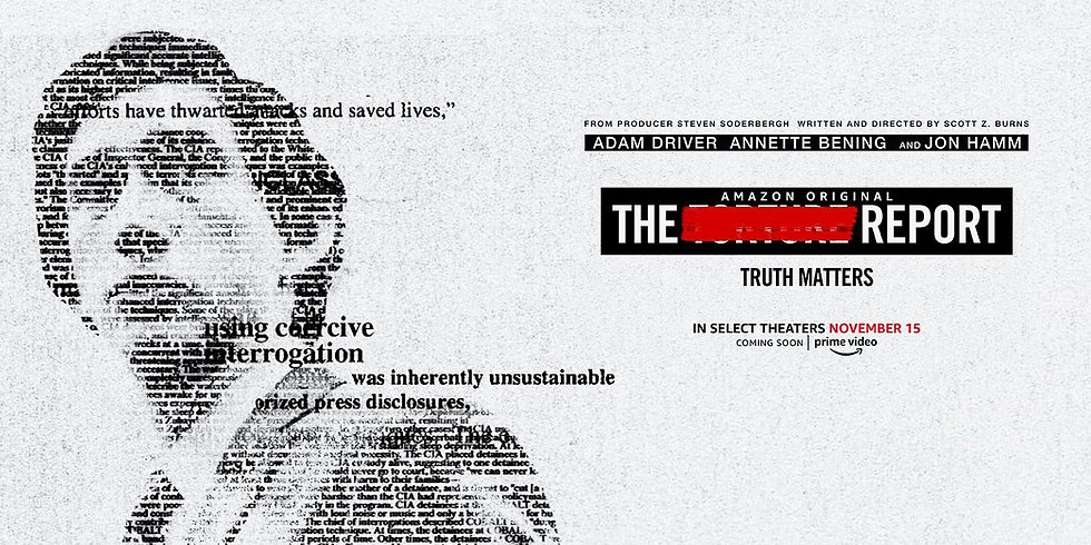 Cinema - The Report [M]