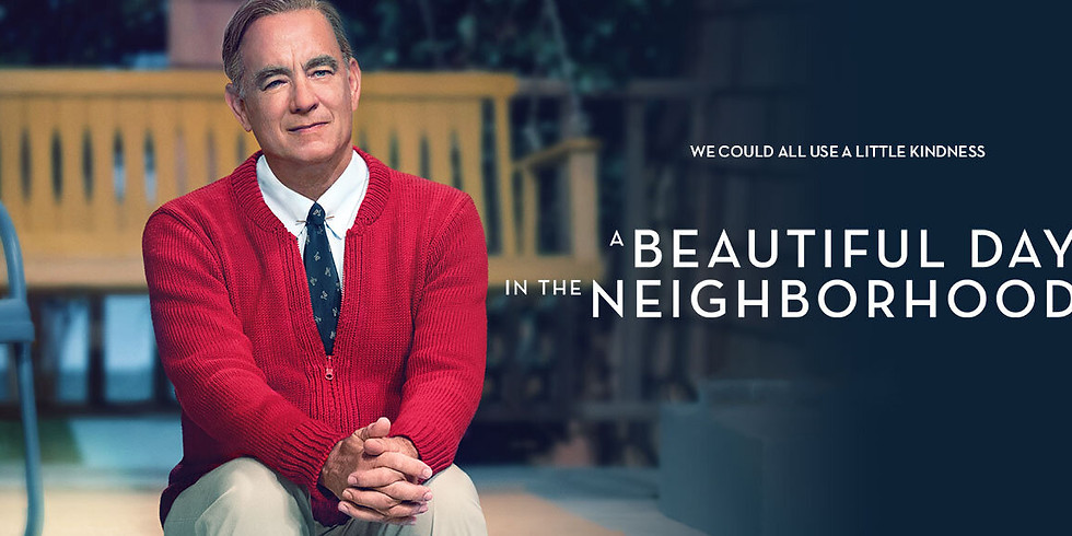 Cinema - A Beautiful Day in the Neighborhood [PG]