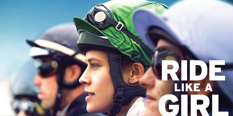 Carinya Lodge Film Fundraiser - Ride Like a Girl