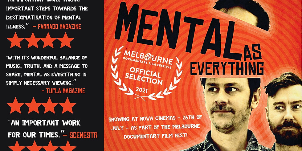 Mental as Everything | Online Film Screening & Q&A