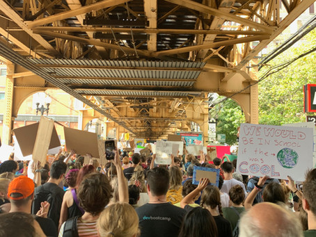 Your 'Why' and Your 'Fire': How you can get involved in Activism