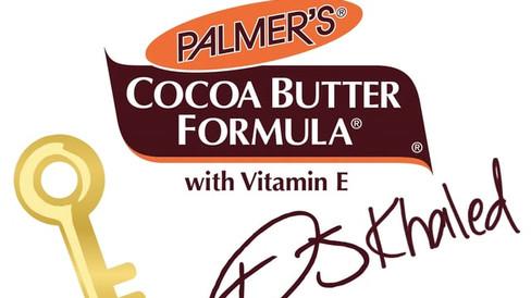 DJ Khaled for Palmer's