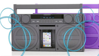 iHome iBN Block Series