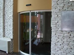 Dairesel Kapı