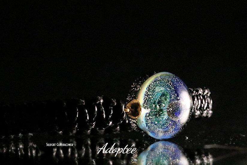 Bracelet  unisexe galaxie N 205