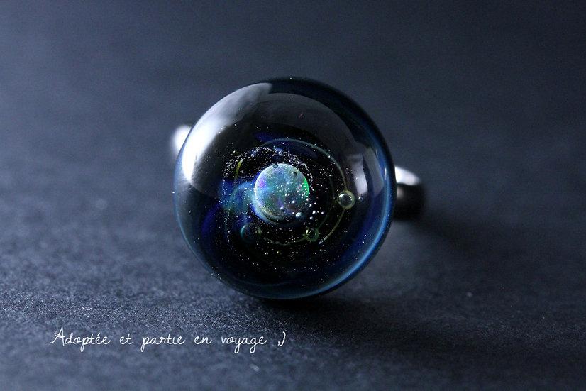 Bague Galaxie