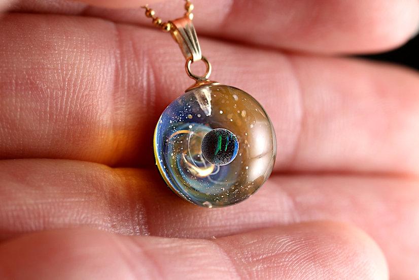 collier galaxie N°604