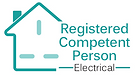 Electrical Registered Competent Person Logo