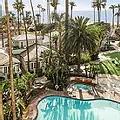 Fairmont Miramar Resort Hotel Bugalows S