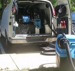 Carpet cleaning Truck.JPG